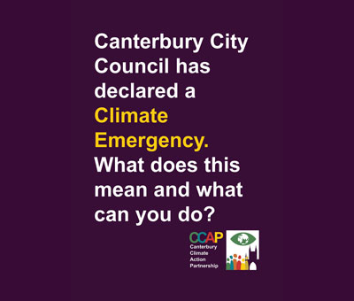 Canterbury has declared a Climate Emergency