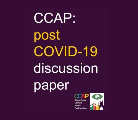 CCAP post covid-19 discussion paper