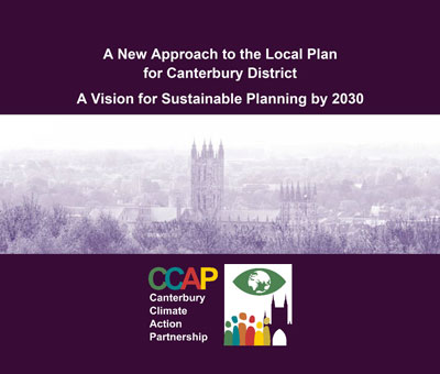 CCAP – A New Approach to Canterbury Local Plan