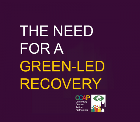 CCAP COVID GREEN LED RECOVERY