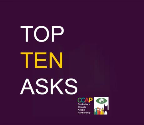 Top Ten Asks