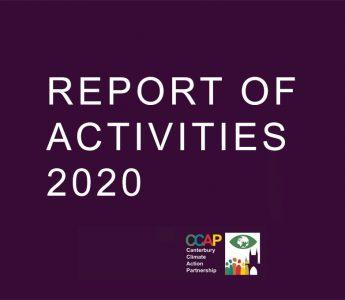 REPORT OF ACTIVITIES 2020