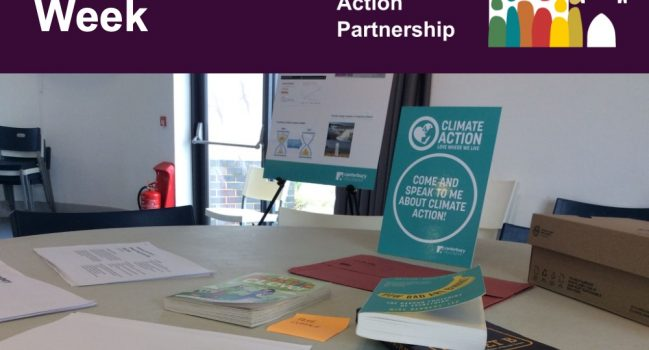 Launch of the University of Kent's Sustainability Strategy